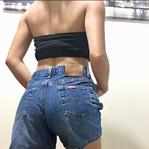 VINTAGE RALPH LAUREN | High Rise Shorts